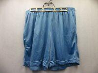 Alleson Sport Shorts 80185 Light Blue Large 100% Nylon