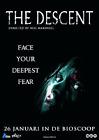 the Descent - Dutch Import DVD NUOVO