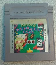 [Game Boy] Kirby's Pinball Land (CART ONLY) *USED*