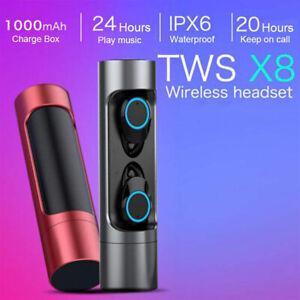 X8-Mini-Bluetooth-Headset-TWS-LED-Wireless-Earphones-In-Ear-Earbuds-Headphones-K