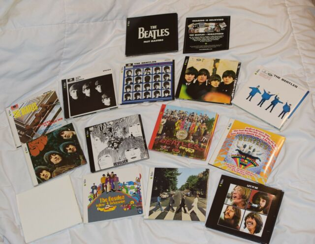 The Beatles: Stereo Box Set by The Beatles (CD, 2009, Capitol) Missing Box & DVD