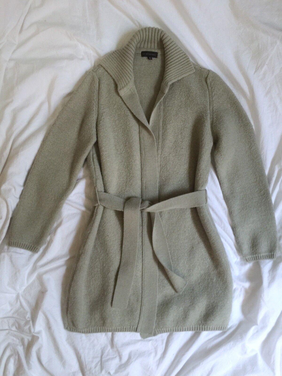 Massimo Dutti Sweater Abrigo Medio Longitud Acné  verde Menta Talla M Ok XS S M Chaqueta  Hay más marcas de productos de alta calidad.