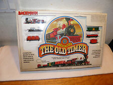 """vintage in box bachmann train set """"The Old Timer"""" N Scale BUY IT NOW $15 OFF BIN"""