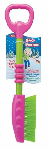 Kid/'s Neon Snow Brush Colors may vary Ideal Sno Brush