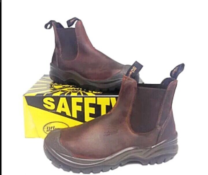 GRI SPORT CHUKKA S3 SAFETY DEALER WORK BOOTS GRI SPORT ONE OF THE BEST greyPORT