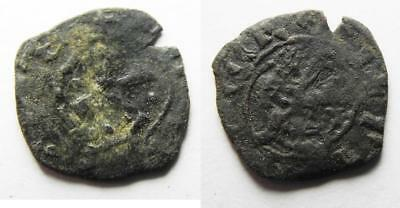 Expressive Zurqieh -as2276- Crusaders Anonymous Lusignan Kingdom Of Cyprus Time Of Janus