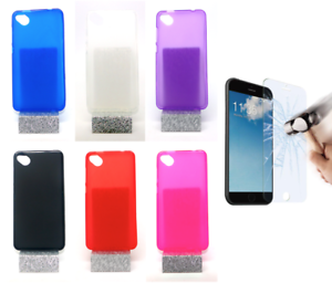 Case-Cover-Gel-TPU-Silicone-For-Wiko-Sunny-2-Plus-3G-5-034-Optional-Protector
