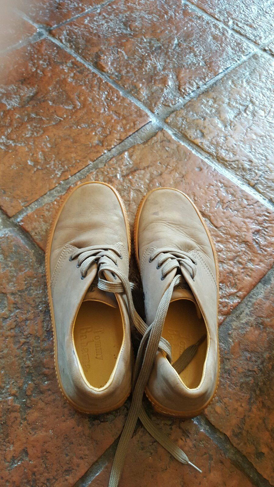 Tommy Size Bahama Suede Mens Shoes Size Tommy 8 b281bc