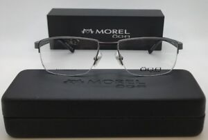 fa74405bce87 Image is loading OGA-8183O-GB081-MOREL-FRANCE-FRAMES-GLASSES-EYEGLASSES-
