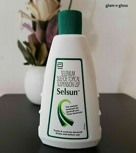 Selsun-Shampoo-60-ML-FREE-SHIPPING-100-HERBAL-BEST-RESULTS