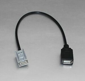 usb cable adapter for 2009 up honda accord civic cr v file. Black Bedroom Furniture Sets. Home Design Ideas