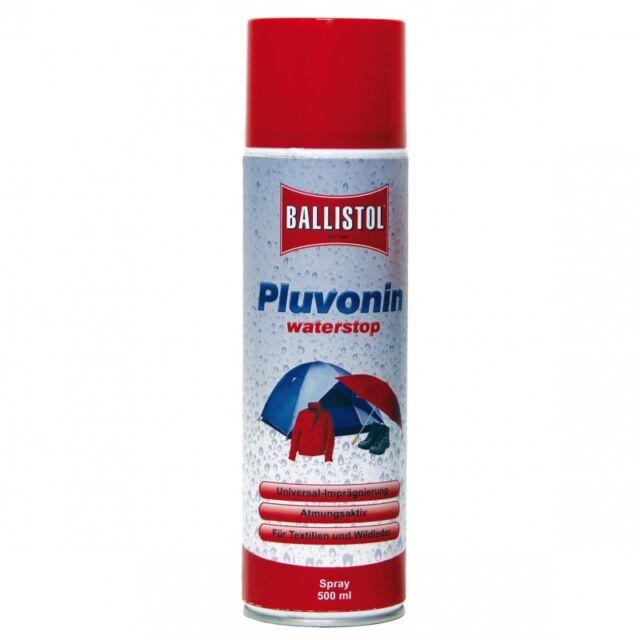 BALLISTOL Pluvonin 500 ml Imprägnierspray waterstop Imprägnierung 25010