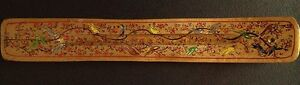 Kashmiri-Handpainted-Tree-of-Life-Tranquility-Incense-Holder