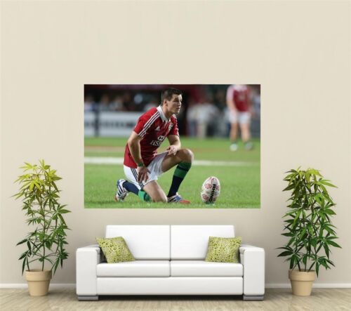 Johnny Sexton Ireland /& Lions Rugby  Giant 1 Piece  Wall Art Poster SP233