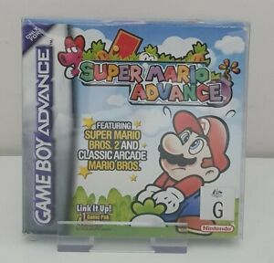 Super-Mario-Advance-Nintendo-Game-Boy-Advance-PAL-Boxed-amp-Complete