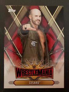 2019-Topps-WWE-Road-to-WrestleMania-35-Roster-WM-28-Cesaro