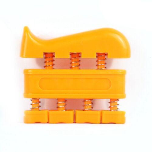 Hand Finger Exerciser Grip Strengthener for Guitar Sax Violin Trainer DkGlP @q#