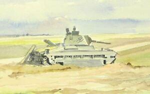 Orel-Russland-Winter-1942-43-zerstoerter-Panzer