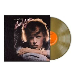 DAVID-BOWIE-YOUNG-AMERICANS-LP-GOLD-VINYL-NUOVO-LIMITED-EDITION-INDIE-EXCL