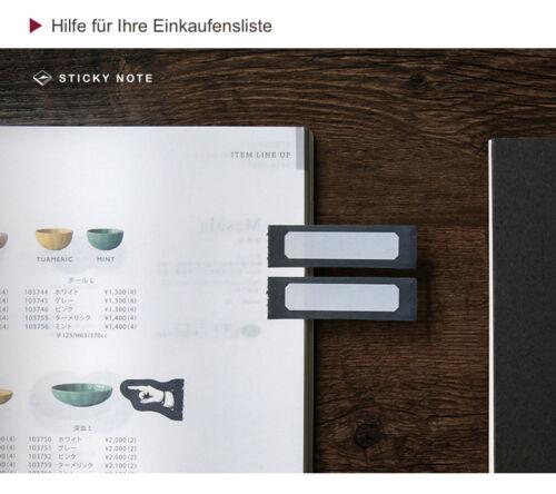 Design HaftnotizenSticky notesPage markerHaftmarker «Gentleman/'s tips»