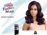 Shake N Go Freetress Braid Romance Pony Crochet Braid Hair