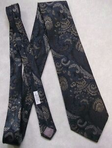 Vintage Cravate Homme Cravate Rétro Woods & Gray-afficher Le Titre D'origine Grandes VariéTéS