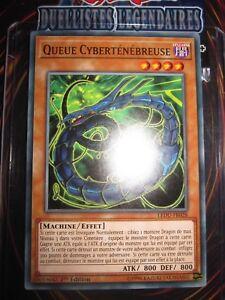 Carte Yu Gi Oh GRIFFE CYBERTENEBREUSE LEDU-FR023