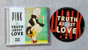 CD-AUDIO-DISQUE-INT-PINK-034-THE-TRUTH-ABOUT-LOVE-034-2012-CD-ALBUM-RCA-88725452422