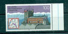 Allemagne -Germany 2000 - Michel n. 2127 - Station météo sur la Zugspitze **