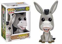 Funko Pop Movies : Shrek - Donkey Vinyl Action Figure on sale
