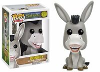 Funko Pop Movies : Shrek - Donkey Vinyl Action Figure on sale