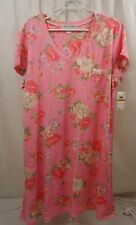 Women's Miss Elaine Plus Size Nightgown  3X