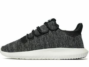 Puerto prototipo Broma  Adidas Originals Tubular Shadow Women ® ( Sizes UK 4 & 6 ) Black / White  NEW | eBay