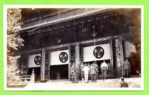 USA-Rotes-Kreuz-Aufgabe-Sich-Russland-Nikko-Japan-1917-Foto-30