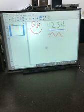 Smart Sb680 77 Smartboard Interactive White Board Withbrackets Pen Tray