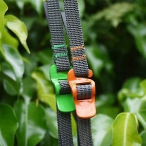 Travel Tied Backpack Luggage Bag Long Lash Strap Release Buckle Belt Outdoor NEW
