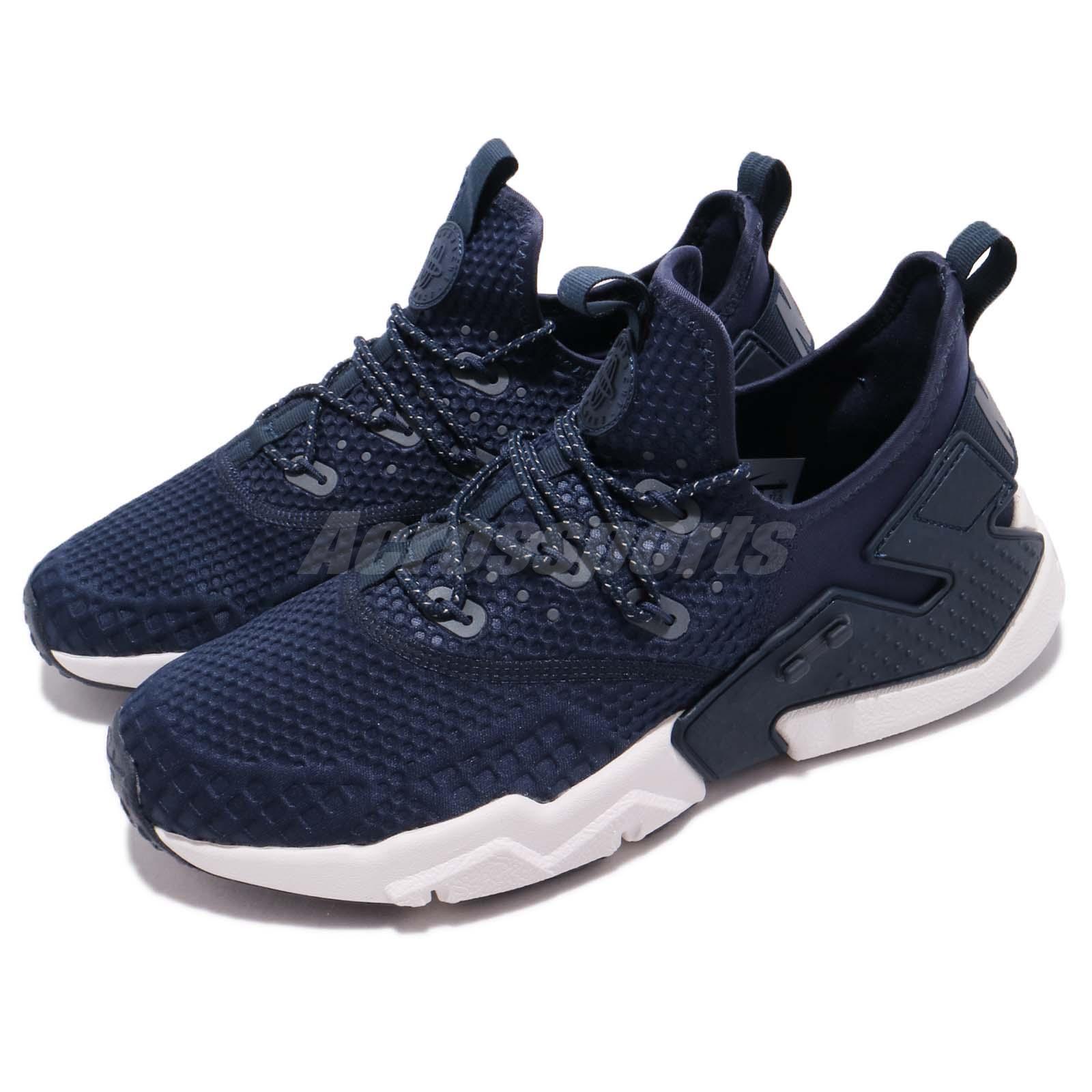 Nike Air Huarache Drift SE Navy White Men Running Casual shoes Sneaker AO1731-401