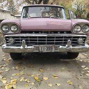 1959 Rambler (Rare car)
