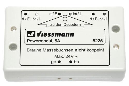 Viessmann 5225 5a Power módulo + nuevo en OVP
