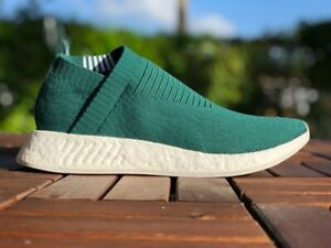 Details about NEW adidas NMD CS2 SNS Class of 99 Green sz. 10 CQ1871 Deadstock Ultra Boost YZY