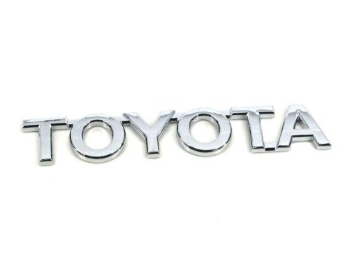 Hybrid 4x4 N-i D-4D Genuine New TOYOTA badge coffre arrière Emblème Pour RAV4 2012