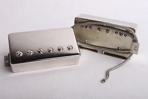 Byoguitar Blizzard Of 59-vintage Humbucker Set-afficher Le Titre D'origine