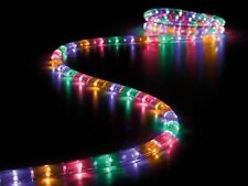 GUIRLANDE LUMINEUSE FLEXIBLE MULTICOLORE  A LED - 8m - 8 PROGRAMMES + CONTROLEUR