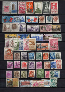 61-timbres-Italie-1959-1961