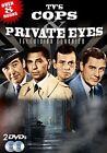 TV S Cops Private Eyes 0011301607263 DVD Region 1 P H