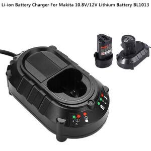 Li-ion-Battery-Charger-For-Makita-10-8V-12V-Battery-BL1013-DC10WA-DF330D-MC-V