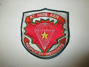 b5890 US Army Vietnam Special Forces SF 20th SOS CCC IR38F