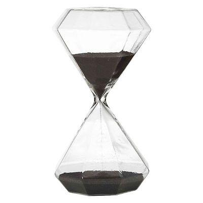 NEW Amalfi Perfect Timing Diamond Hourglass, 30min