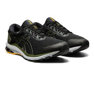 Asics Homme GT-1000 9 Gore-Tex Chaussures De Course Baskets Sneakers Noir Sport