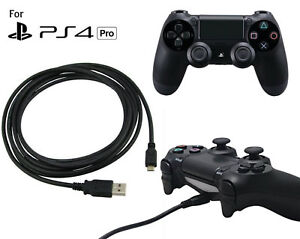 3m-Play-Charging-Charger-Lead-Cable-For-PlayStation-PS4-Pro-Controller-GamePad